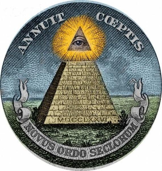 One World Government Mandating The New World Order Annuit Cptis